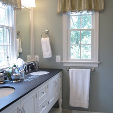 Traditional Bathroom Master Bathroom