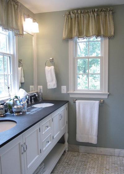 Curtains Ideas bathroom valance curtains : 13 Ways With Window Valances