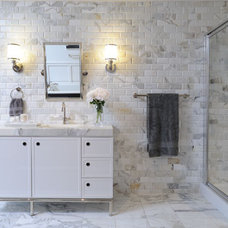 Contemporary Bathroom by Imperial Tile & Stone