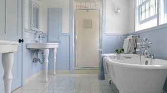 Master Bathroom in new dormer