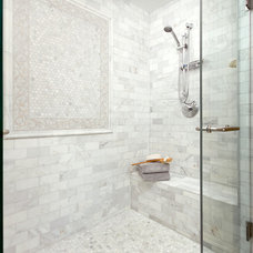 Traditional Bathroom by Inspired By Design, LLC