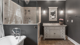 Master Bathroom- Jacksonville Golf and Country