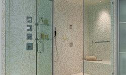 Master Bathroom Jade