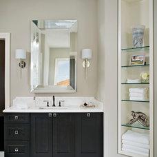 Traditional Bathroom by JB Turner & Sons