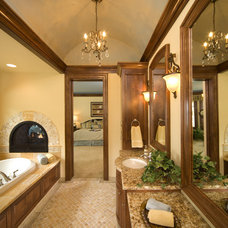 Beach Style Bathroom by John Kraemer & Sons