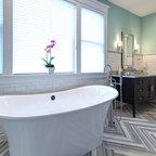 Stanton Master Suite Modern Bathroom Louisville By
