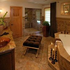 Bathroom by Kamarron Design, Inc.