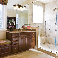 traditional bathroom by Kirsten Nease Designs