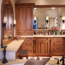 Traditional Bathroom by Kitchen Distributors