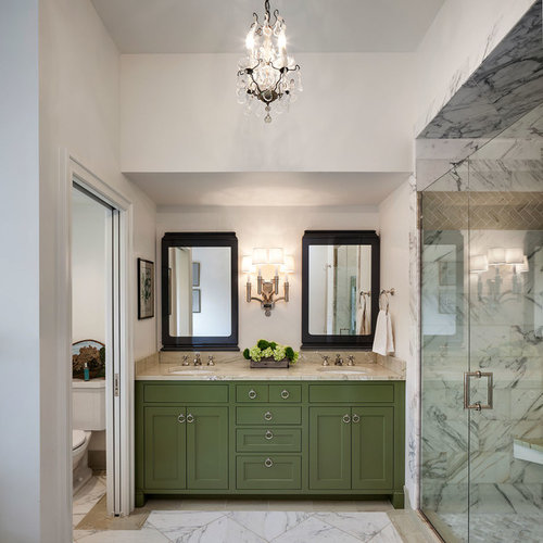 Green Vanity Home Design Ideas Pictures Remodel And Decor