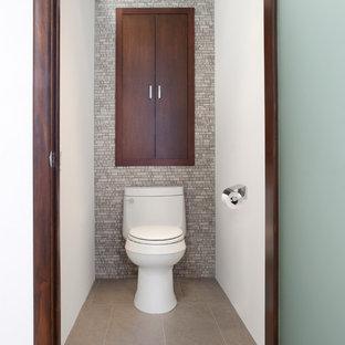 Modernes Badezimmer mit WC-Raum in Phoenix