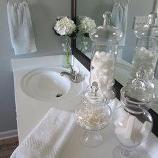 Traditional Bathroom Master Bathroom Makeover