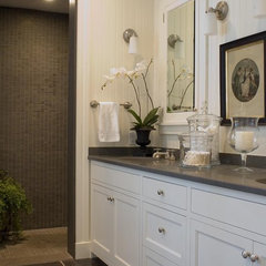 traditional bathroom by McCoppin Studios
