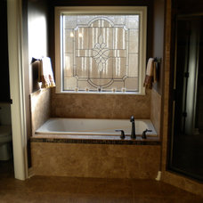 Traditional Bathroom by McKean's Floor to Ceiling