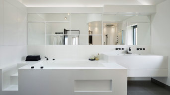 Master Bathroom, New build, Cotswolds