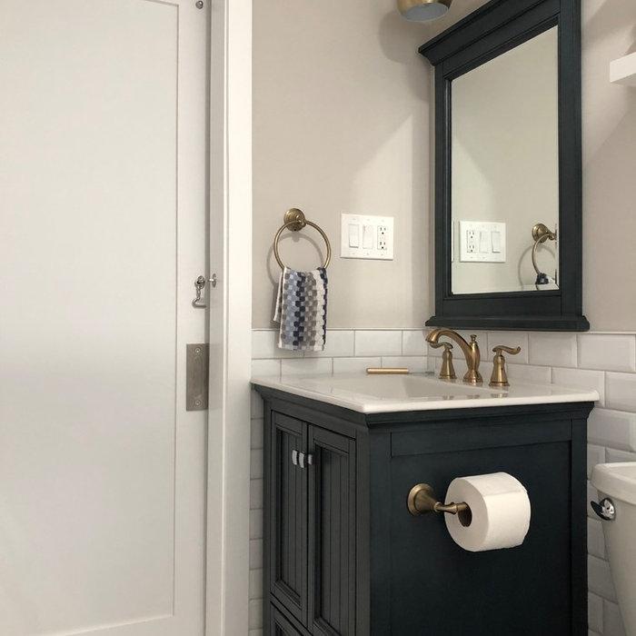 Philadelphia - Spa Like Bathroom Transformation