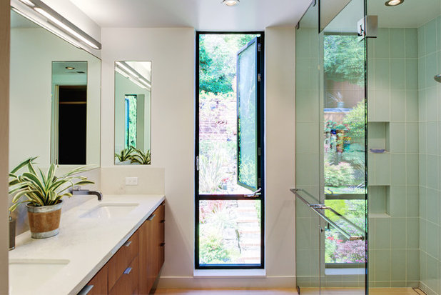 Contemporary Bathroom by ODS Architecture