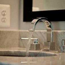 Contemporary Bathroom by DreamMaker Bath & Kitchen of Anne Arundel County
