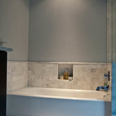 Contemporary Bathroom by DreamMaker Bath & Kitchen of Anne Arundel County