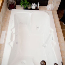 Traditional Bathroom by Simply Beautiful Remodeling, LLC