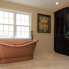 Traditional Bathroom by The Model Home Look