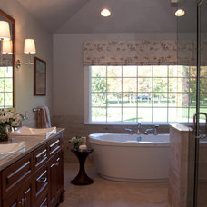 Traditional Bathroom by Reflections Interior Design