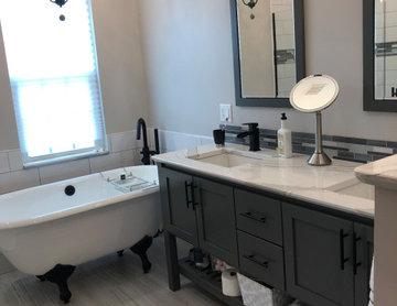 Master Bathroom Remodel 2