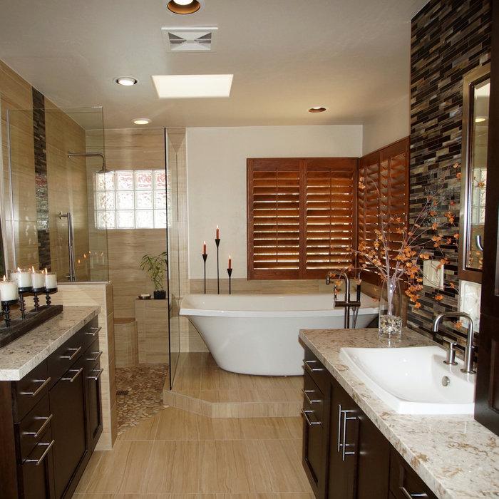 Tucson Master Bathroom Remodel