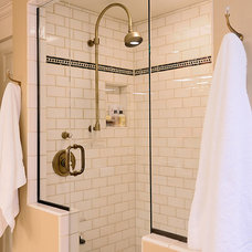 Traditional Bathroom by Beverly Bradshaw Interiors
