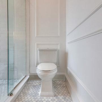 Master Bathroom Remodel - Bloomingdale NW DC