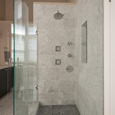 Modern Bathroom by Collins Tile and Stone