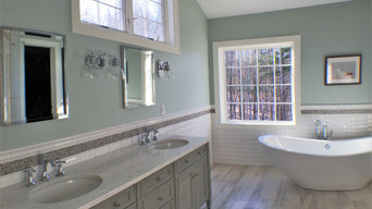 Master Bathroom remodel (Coventry, CT)