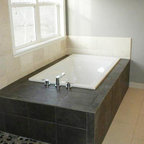 Old World Elegance - Traditional - Bathroom - DC Metro - by Meredith Ericksen