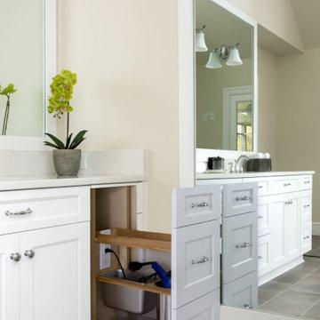 Master Bathroom Remodel - Giverny - Charlotte, NC