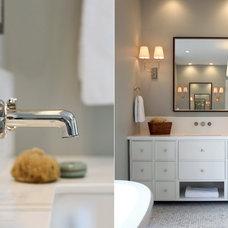 Traditional Bathroom by Hollingsworth Showroom