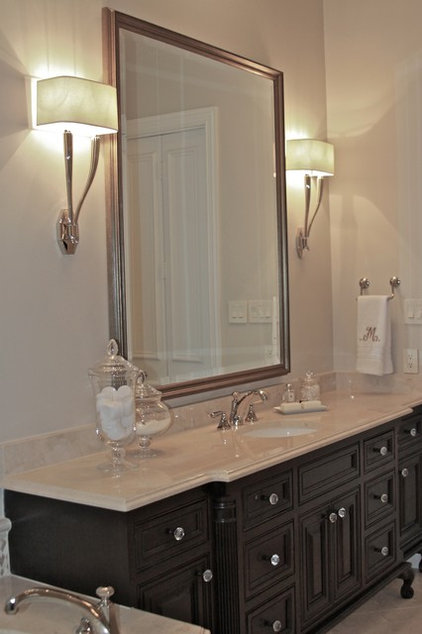Traditional Bathroom Master Bathroom remodel
