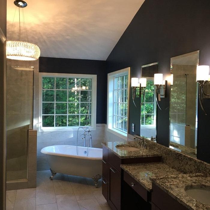 Master Bath & Guest Bathroom Remodel