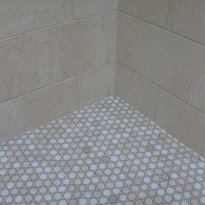 Traditional Bathroom by LifeStyle Interiors LLC