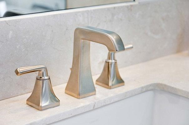 Contemporary Bathroom by Sylvie Meehan Designs