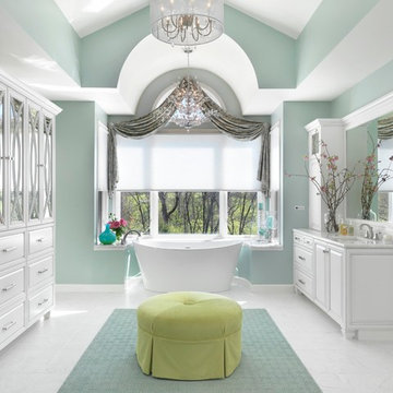 Master Bathroom remodel - Town & Country, MO