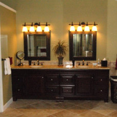 Contemporary Bathroom by Signature Remodeling, Ltd.
