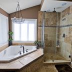 Luxeair 24 Contemporary Bathroom Orange County By