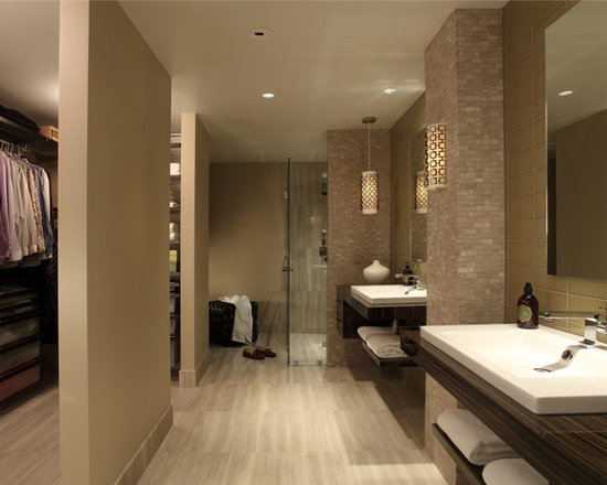 Bedroom Designs With Attached Bathroom And Dressing Room open closet | houzz