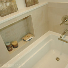 Traditional Bathroom by RJK Construction Inc