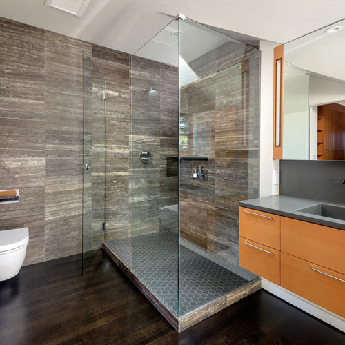 Dorian Green Counter Top Kitchens: 25+ Best Mid-Sized Modern Bathroom Ideas & Decoration