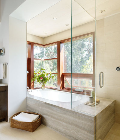 Modern Bathroom by Rockefeller Kempel Architects