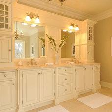 Traditional Bathroom by RR Builders, LLC