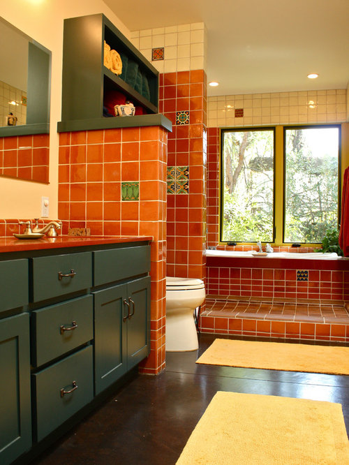 Southwestern Bathroom Home Design Ideas Pictures Remodel And Decor