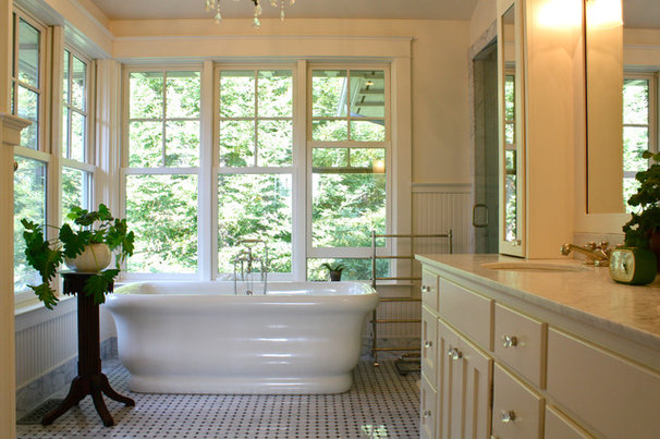 Double Hung Windows Offer Singular Traditional Style