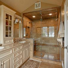 Traditional Bathroom by Showcase Kitchen & Bath